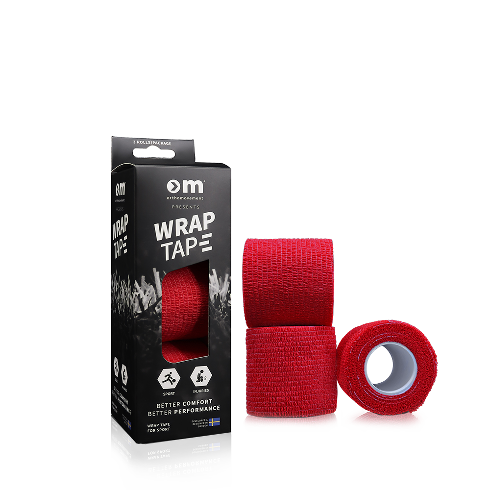 WRAP TAPE - Red